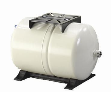 Global Water PWB24LH (ležatá tlaková nádoba Global Water PWB-24LH, tlakové nádoby s butyl)