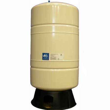 "Global Water PWB100V stojatá tl. nádoba 100l 10bar 1"" 90C (tlaková nádoba, tlakové nádoby PWB 100 LV , TLGW0010)"