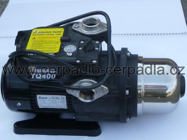 automatická kompaktní vodárna TQ 400 (domácí vodárny TQ 400 walrus)