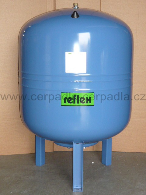 REFLEX Refix DE 300/10 (tlaková nádoba,stojatá,7306800, refix DE 300/10 REFLEX tlakové nádoby AQUAMAT)