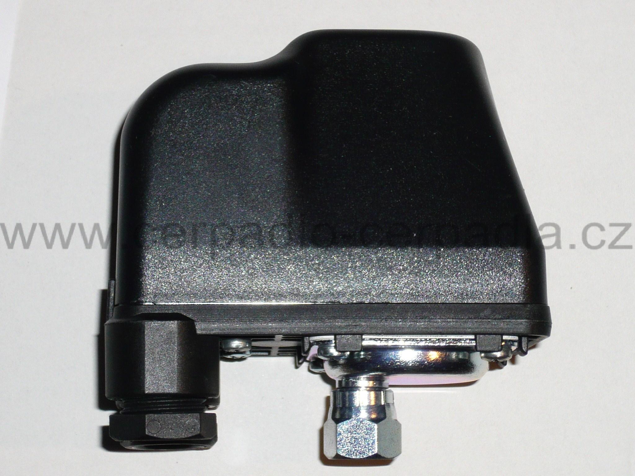 tlakový spínač PT5/G 230/400V otočná matka 2,7 - 4,4 bar, pro čerpadlo (tlakový spínač PT 5 pro 230V i 400V, Tlakové spínače)