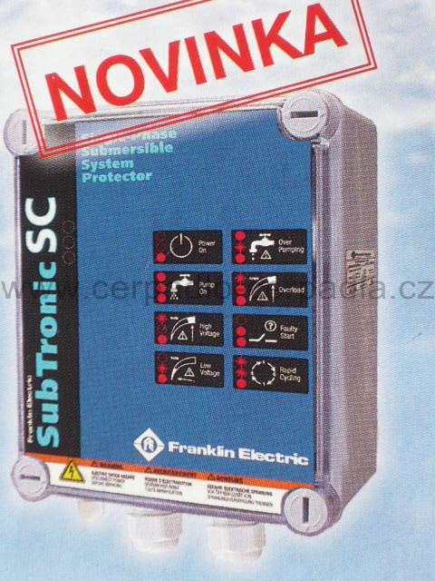 Franklin SubTronic SC 2,2 kW (SubTronic SC 2,2 kW)
