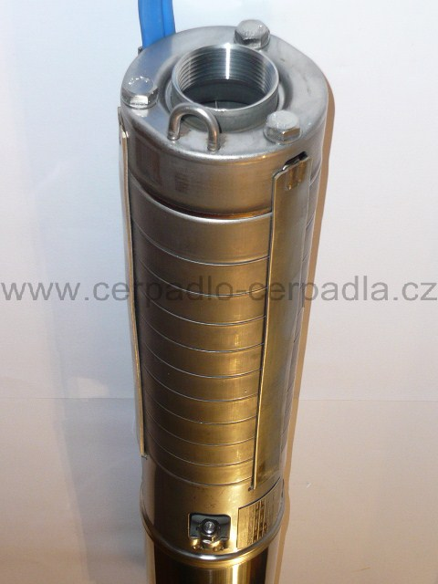 SP-2517 230V + SubTronic SC, čerpadlo HCP (ponorná čerpadla SP-2517 + SubTronic, AKCE DOPRAVA ZDARMA)