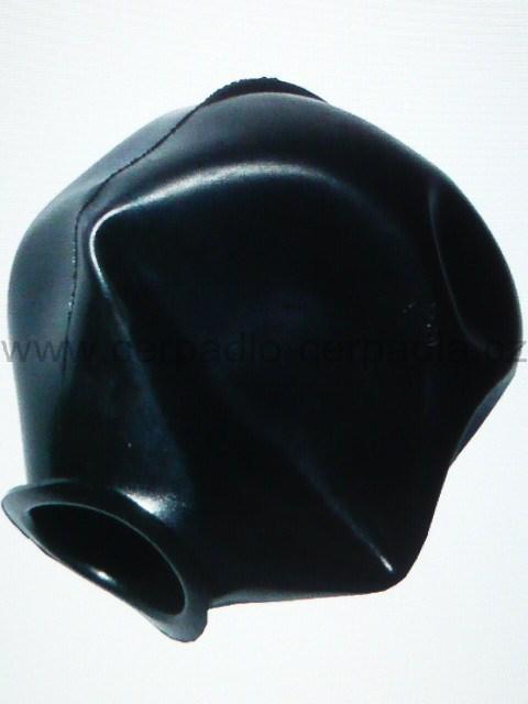AL-KO HW 1300 MC INOX, pryžový vak, 80mm (AL-KO HW 1300/MC INOX, vyměnitelný vak, pro domácí vodárny, do tlakové nádoby)