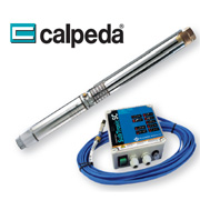 čerpadlo Calpeda 4 SDFM 22/21 + SubTronic, 30m (ponorná čerpadla Calpeda 4 SDFM 22/21)