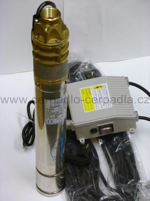 Pumpa 3 SKM 100 (25m kabel, čerpadlo, CECA0024, DOPRAVA ZDARMA, čerpadla BLUE LINE 3 SKM 100)