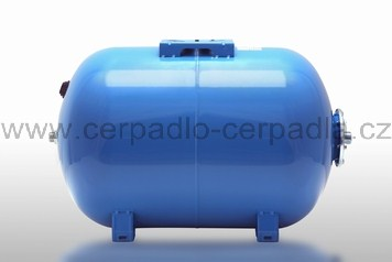 AQUAPRESS AFC 100 SB, tlaková nádoba, horizontální, AQUAMAT (tlakové nádoby pro domácí vodárny, AQUAPRESS AFC 100)