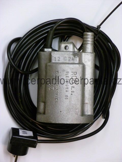 ROB-2 horní těleso HTk/25m kabel náhradní díl čerpadla (ROB-2 HTk/25m kabel nové náhradní díl čerpadla)