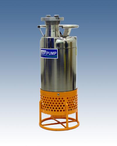 HCP kalové čerpadlo 100AGN27,5 400V (AKCE DOPRAVA ZDARMA, kalová čerpadla, 100AGN27,5)