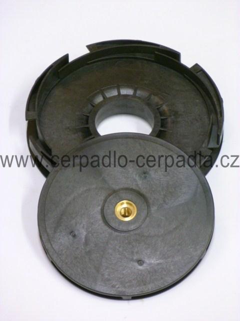 AL-KO HWI 1001 oběžné kolo a difuzor s výstupkem, pro čerpadla, 463928 (AL-KO HWI 1001 INOX)