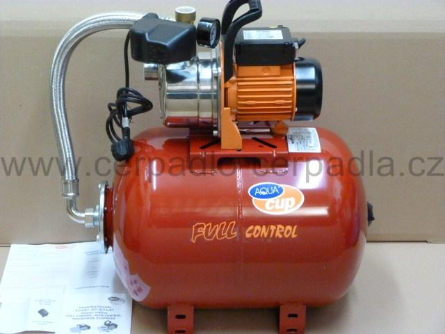 FULL CONTROL 24 (čerpadlo JET 800-1S 230V, domácí vodárny Aquacup)