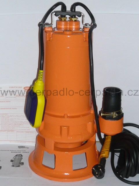 AQUAcup Hart 1100 SQG ponorné kalové čerpadlo 200658 (AKCE DOPRAVA ZDARMA, aquacup, kalová čerpadla, kalové čerpadlo)