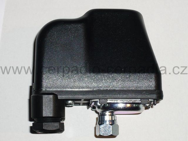 tlakový spínač PM 12, 230V, 3-12 bar (tlakový spínač PM12)