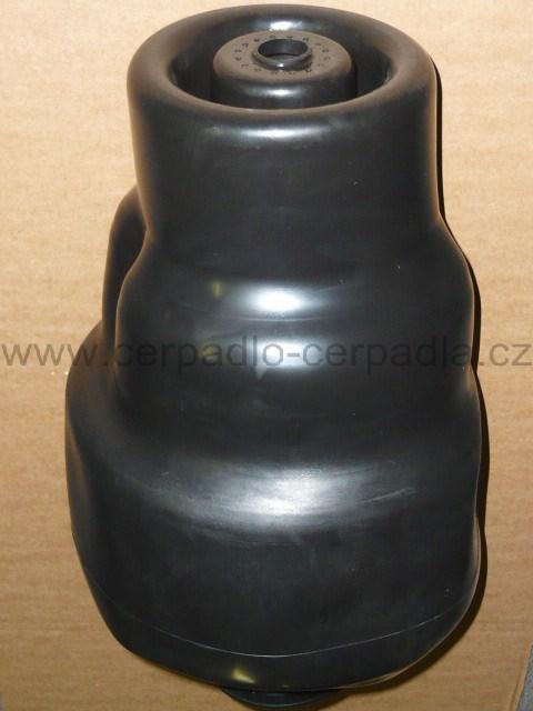 pryžový vak CIMM AFE CE 60,80,100 litrů, EPDM, průchozí s dírou, originál (CIMM AFE CE 60,80,100, originál pryžový vak)