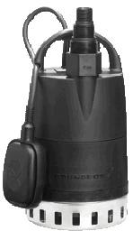 Unilift CC 9 A1 Grundfos ponorné kalové čerpadlo 96280970 (Unilift CC 9 A1 Grundfos)