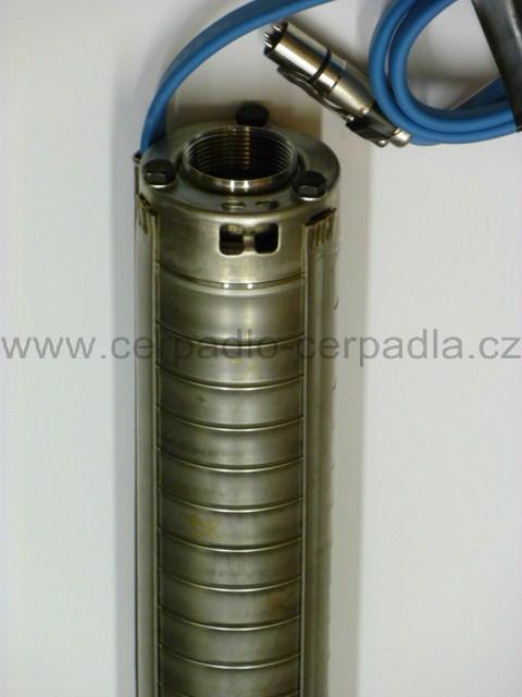 Grundfos SP 5A-12 400V, kabel 1m, čerpadlo (Grundfos SP 5A-12 čerpadlo, ponorná čerpadla)