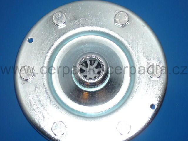 nerez příruba, INOX AQUASYSTEM pro tlakové nádoby VAO 24-150, VAV 24-150 (nerez příruba AQUASYSTEM INOX)