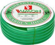 """Hadice zahradní zelená průhledná 5/8"""" proplétaná VALMON 50m, 16-22, normal (zahradní hadice Valmon, pro čerpadla ROB-2, RUCHE)"""