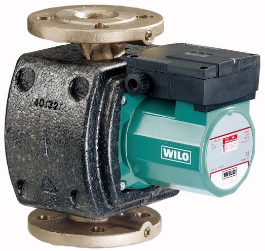 WILO TOP-Z 25/10 RG (3~400/230 V, 50 Hz, cirkulační čerpadlo, 2061965, TOP-Z 25/10 RG)