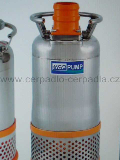 kalové čerpadlo HCP 150ASL27,5 400V (AKCE DOPRAVA ZDARMA, kalová čerpadla HCP)