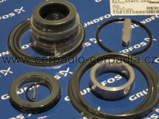 mechanická ucpávka Grundfos CR 5-20A, HQQE large č. GD03001
